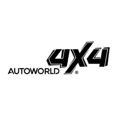 ZPGA logos - Autoworld 4x4